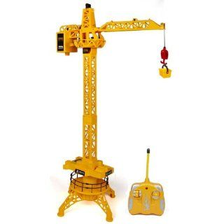 World Tech Toys King Force Crane Electric RTR RC Construction Vehicle, 1:40 Scale: Toys & Games