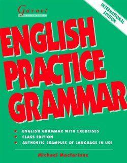 English Practice Grammar With Answers (No.1) Michael MacFarlane 9781859641316 Books