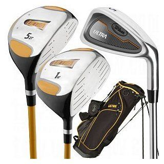 Wilson Mens 2007 Ultra Hybrid Woods/Irons Set: Sports & Outdoors