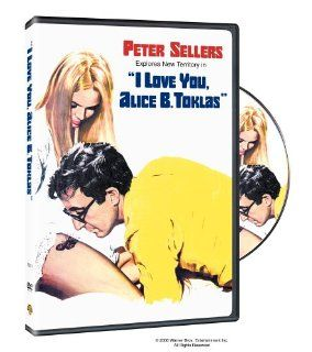 I Love You, Alice B. Toklas!: Peter Sellers, Leigh Taylor Young, Hy Averback: Movies & TV