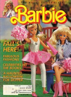 Barbie: The Magazine for Girls (Fall 1988, Volume 6, Number 4): Karen Tina Harrison: Books