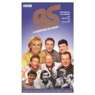 A Question of Sport [VHS]: Sue Barker, Matt Dawson, Ally McCoist, Phil Tufnell, David Coleman, Emlyn Hughes, Bill Beaumont, Gareth Edwards, Ian Botham, Dennis Taylor, Gary Speed, Steve Redgrave, David Coyle, Tony Gregory, Jon Felix, Ade Rawcliffe: Movies &
