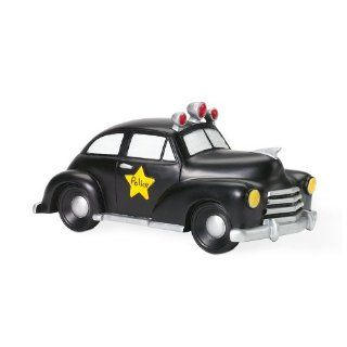 Department 56 a Christmas Story Village Police Car Village Accessory, 2 Inch   Collectible Figurines