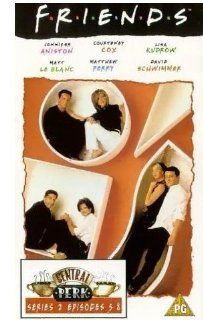 Friends [VHS]: Jennifer Aniston, Courteney Cox, Lisa Kudrow, Matt LeBlanc, Matthew Perry, David Schwimmer, James Michael Tyler, Elliott Gould, Christina Pickles, Maggie Wheeler, Paul Rudd, Jane Sibbett, David Crane, Marta Kauffman: Movies & TV