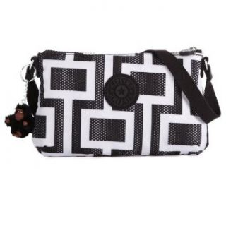 Kipling Finnie Print Minibag, Maze, One Size: Clothing