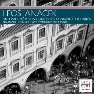 Janacek: Sinfonietta / Violin Concerto / Cunning Little Vixen: Music