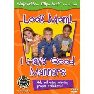 Look Mom I Have Good Manners [VHS] Big Kids Movies & TV