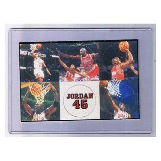 Michael Jordan 6 Pog Set Air Jordan Chicago Bulls: Sports Collectibles