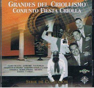 Grandes Del Criollismo serie De Coleccion Music