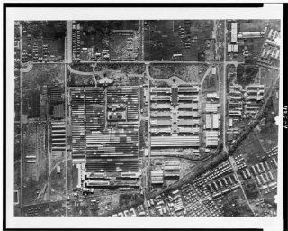Nakajima Aircraft Engine Plant, Musashino, 20th Air Force   Prints