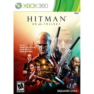 Hitman Trilogy HD Video Game   Xbox 360