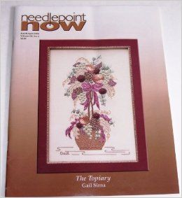 {Needlepoint} Needlepoint Now {Volume VIII, Number 2, March/April 2006}: Joyce {Editor} Lukomski: Books