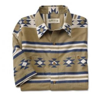 Orvis Men's Native American Pattern Shirts Clothing
