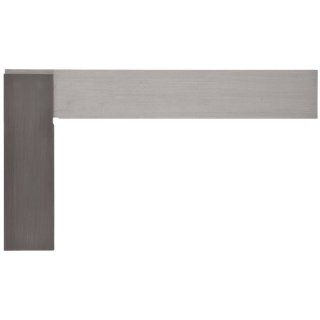 "Starrett 3020 6 Toolmakers' Grade Stainless Steel Square, 3 29/32"" Beam Length, 5 29/32"" Blade Length: Industrial & Scientific"