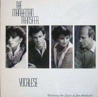 "The Manhattan Transfer ""Vocalese""   Featuring the Lyrics of Jon Hendricks Music"