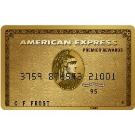 American Express� Premier Rewards Gold Card Financial Product