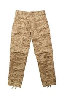 Mens Pants   Military BDU, Desert Digital by Ultra Force Clothing