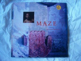 MAZE ft FRANKIE BEVERLY Silky Soul LP 1989: Music