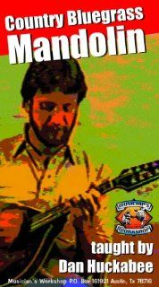 Country Bluegrass Mandolin taught by Dan Huckabee [VHS]: Dan Huckabee: Movies & TV