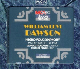 Dawson: Negro Folk Symphony / Brahms: Serenade No. 1 in D Major,Op.11 ~ Stokowski: Music