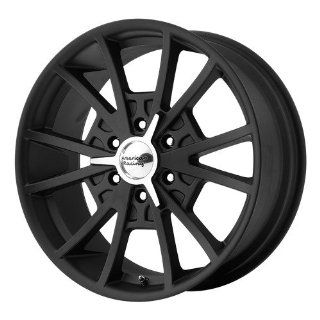 American Racing Vintage EL Rey 22x9 Black Wheel / Rim 6x135 with a 35mm Offset and a 87.10 Hub Bore. Partnumber VN80322963735: Automotive