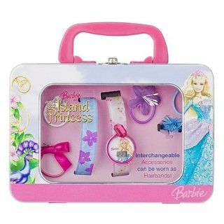 Barbie Island Princess Gift Tin: Watches