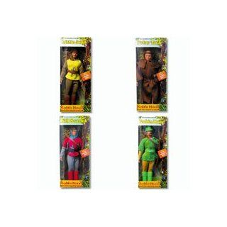 Worlds Greatest Merry Men Robin Hood Complete Set of 4 Action Figures Toys & Games