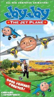 Jay Jay the Jet Plane   Good Friends Forever [VHS]: Mary Kay Bergman, Jennifer Delora, Sandy Fox, Eve Whittle, Chuck Cirino, Tony Fisher, Douglas Rask, Geoff Blain, John Semper: Movies & TV