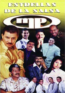 Estrellas De La Salsa: Luisito Carrion, Hector Rey, Puerto Rican Power, Mimi Ibarra, Tito Gomez, MP All Star, Maelo, Roberto Roena, Pedro Conga y Su Orq., Tito Rojas, Anthony Cruz, Tony Moreno JR.: Movies & TV