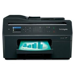 Lexmark OfficeEdge Pro4000C Inkjet Multifunction Printer   Color   Plain Paper Print   Desktop  : Electronics