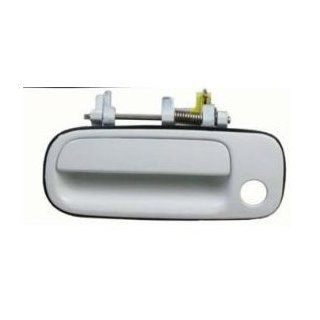 Motorking 6922033011C1 92 96 Toyota Camry White 040 Replacement Driver Side Outside Door Handle 92 93 94 95 96: Automotive