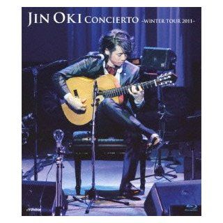 Jin Oki   Concierto Winter Tour 2011 [Japan BD] VIXL 103 Movies & TV