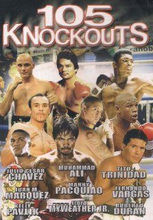 Julio Cesar Chavez Muhammad Ali Tito: 105 Knockouts: Movies & TV