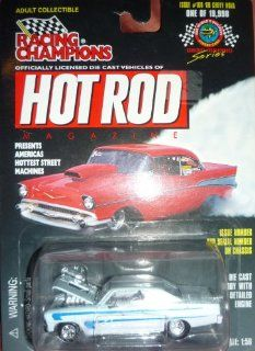Racing Champions Hot Rod Issue #106 1966 Chevy Nova: Toys & Games