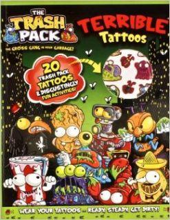 The Trash Pack Terrible Tattoos Parragon Books 9781445494425 Books