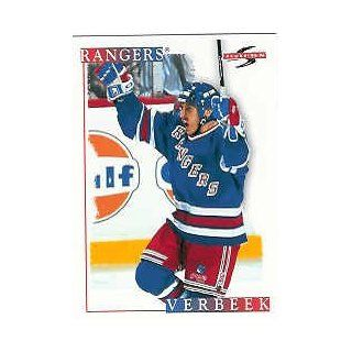 1995 96 Score #122 Pat Verbeek: Sports Collectibles