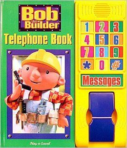 Bob the Builder Telephone Book: 9780785371830: Books