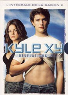 Kyle XY: L'int�grale de la saison 2   Coffret 4 DVD: Movies & TV