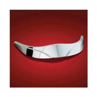 Show Chrome Accessories rear Fender Accent tip for Kawasaki VN1700 Vulcan Class Vaquero 09 12 + (ZZ 1405 0173) Automotive