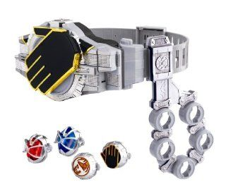 Kamen Rider Wizard DX Wizard Driver & Ring Holder Set: Toys & Games