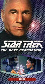 Star Trek   The Next Generation, Episode 139: Aquiel [VHS]: LeVar Burton, Gates McFadden, Gabrielle Beaumont, Robert Becker, Cliff Bole, Timothy Bond, David Carson, Chip Chalmers, Richard Compton, Robert Iscove, Winrich Kolbe, Peter Lauritson, Robert Legat