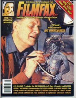 Filmfax Magazine 134 RAY HARRYHAUSEN Carmine Infantino ANNETTE FUNICELLO King Kong CLAYTON MOORE Bela Lugosi MOUSEKETEERS 2013 C (Filmfax Magazine): Michael Stein, Collector Magazines: Books
