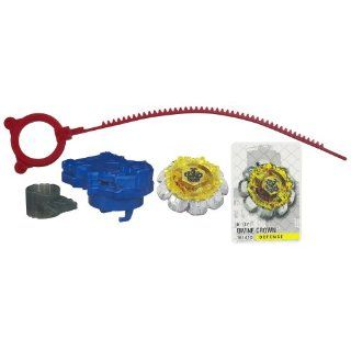 Beyblade Metal Fury B 137 Divine Crown TR145D Top: Toys & Games