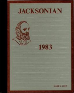 (Reprint) 1983 Yearbook: Stonewall Jackson High School, Charleston, West Virginia: Stonewall Jackson High School 1983 Yearbook Staff: Books