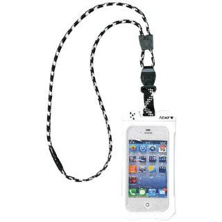 Dri Cat 11043cp c4 Iphone(r) 4/4s Dri Cat Neck It Waterproof Case With Lanyard (white/black): Electronics