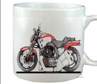 YAMAHA VMAX Koolart 10 fl oz CERAMIC MUG Customised FREE3077