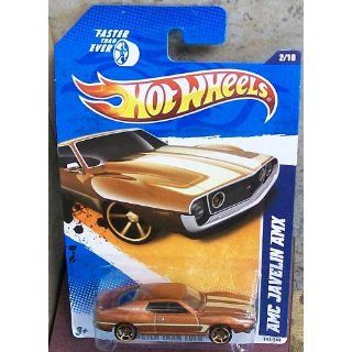 '71 AMC JAVELIN * 2012 MUSCLE * Hot Wheels RACING SERIES 1:64 Scale Die Cast Vehicle: Toys & Games