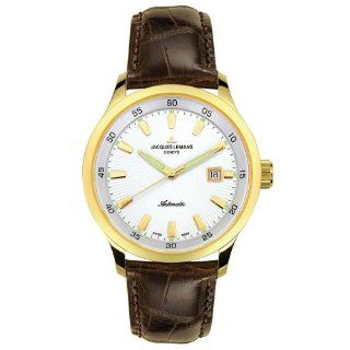 Jacques Lemans Men's GU147J AAT22M Geneve Dorado Collection Watch: Watches