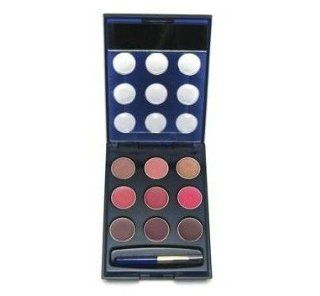Estee Lauder Pure Color Crystal Lipstick 9 color Palette, Crystal Baby #301 Beige #112 Tiger Eye #186 Crystal Pink #303 Rubellite #188 Raspberry Pop Hot Kiss #148 Black Wine #103 Plum Fizz #330: Beauty