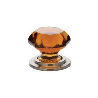 Emtek 86208us10b Old Town Amber Wardrobe Knob In Oil Rubbed Bronze   Cabinet And Furniture Knobs
